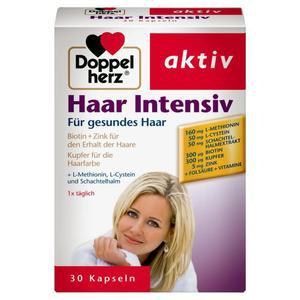Doppelherz aktiv Haar Intensiv 25.80 EUR/100 g