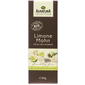 Alnatura Bio Limone Mohn Schokolade 2.58 EUR/100 g