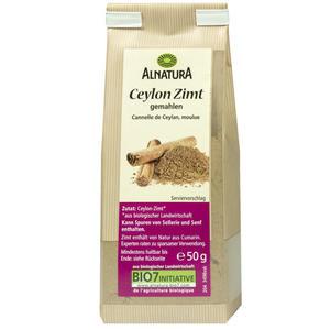 Alnatura Bio Ceylon Zimt 5.38 EUR/100 g