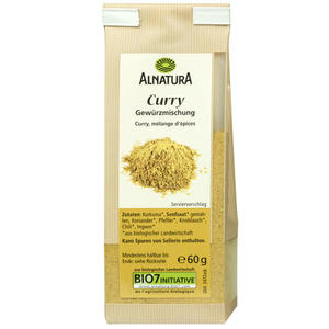 Alnatura Bio Curry 4.98 EUR/100 g