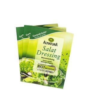 Alnatura Bio Salatdressing Gartenkräuter 3er Pack 4.13 EUR/100 g