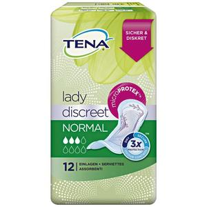TENA lady discreet Einlagen normal