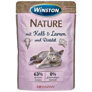 Winston Nature mit Kalb und Lamm 0.93 EUR/100 g (24 x 85.00g)