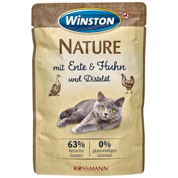 Winston Nature mit Ente und Huhn 0.93 EUR/100 g (24 x 85.00g)