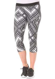 Hurley Dri-FIT Crop Legging - Trainingshose für Damen - Schwarz