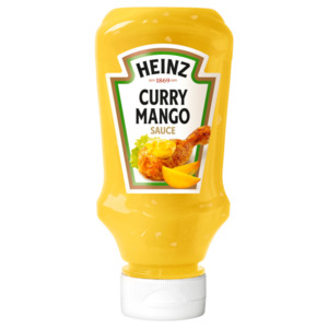Heinz Curry-Mango-Sauce 220ml