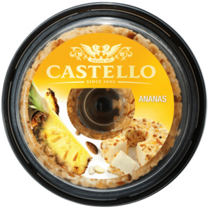 Castello Ananas-Ring 125g
