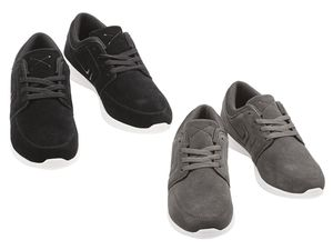LIVERGY® Herren Leder-Sneaker