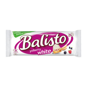 Balisto yoberry white