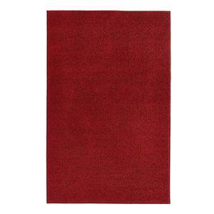Teppich Uni Pure - Kunstfaser - Kirschrot - 140 x 200 cm, Hanse Home Collection