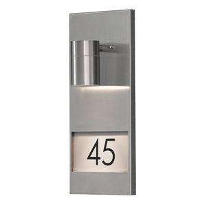 EEK A++, Außenleuchte Modena Number - Metall - 1-flammig, Konstsmide