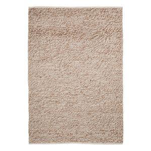 Wollteppich Hellerup - Mischgewebe - Beige - 160 x 230 cm, Eva Padberg Collection