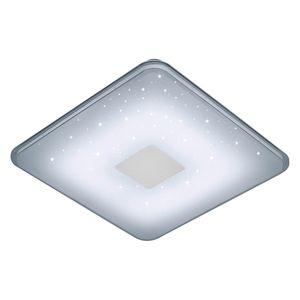 EEK A+, LED-Deckenleuchte Samurai - Acrylglas / Metall - 1-flammig, Trio