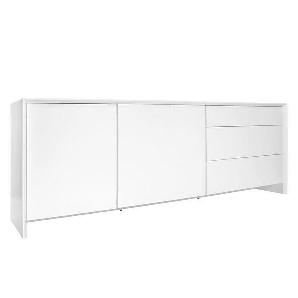 Sideboard Profil II - Weiß, Tenzo