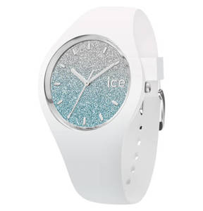 Ice-Watch             ICE lo - White blue - Small - 3H 013425