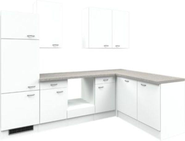 Flex-Well Winkelküche ohne E-Geräte L-999-2801-024 Wito von ...
