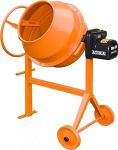 Atika Betonmischer Mix 130 ,  Trommelinhalt 125 l