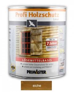 Primaster Profi Holzschutzlasur ,  eiche seidenglänzend, 2,5 l