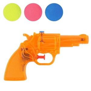 Wasserpistole Revolver pink