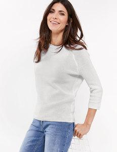 3/4 Arm Pullover Raglan