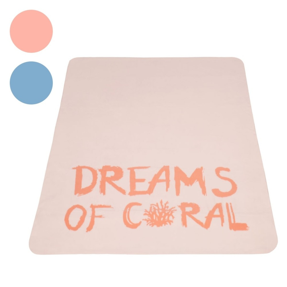 Bild 1 von Fleecedecke korall Dreams of Coral