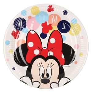 Disney-Pappteller Minnie Mouse, 6er-Pack