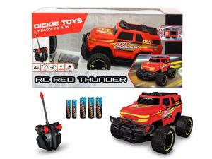 RC Red Thunder 1:24
