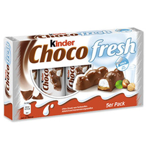 Kinder Choco fresh jede 105-g-Packung