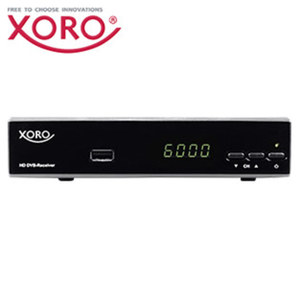 HDTV-Kabel-Receiver HRK 7656 4-stelliges Display, HDMI-/Scart-/USB-/Ethernet-Anschluss