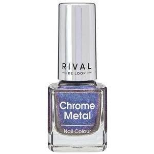 Rival de Loop chrome metal nails 06