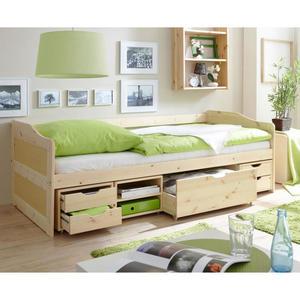 TICAA Sofabett ´´Marlies´´, natur lackiert