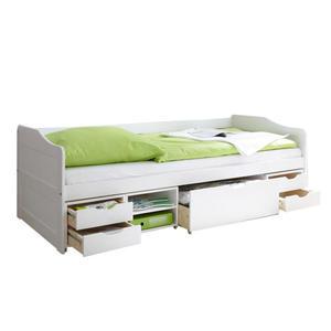 TICAA Sofabett ´´Marlies´´, weiß lackiert