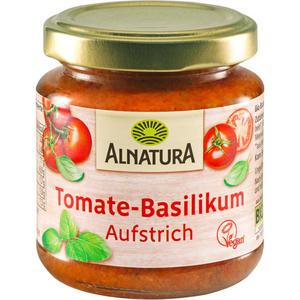 Alnatura Bio Tomate mit Basilikum Brotaufstrich 1.35 EUR/100 g