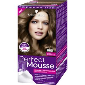 Schwarzkopf Perfect Mousse Permanente Schaumcoloration