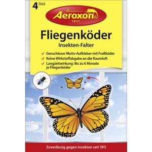 Aeroxon Fliegenköder Insekten-Falter 4 Stk.