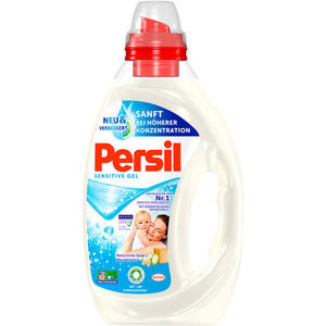 Persil Sensitive Gel 20 WL 0.27 EUR/1 WL