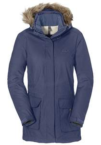 Jack Wolfskin Lodge Bay Texapore - Funktionsjacke für Damen - Blau