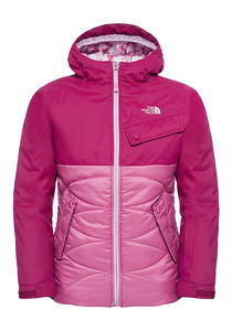 The North Face Carly Insulated - Funktionsjacke für Mädchen - Pink