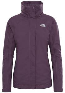 The North Face Evolution II Triclimate - Funktionsjacke für Damen - Lila