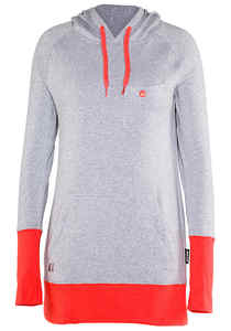 Armada Feather - Kapuzenpullover für Damen - Grau