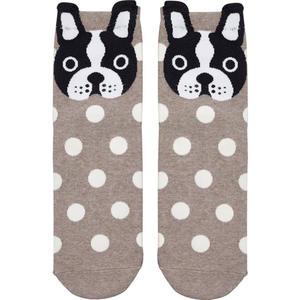 essence you make me woof! socks