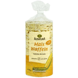 Alnatura Bio Maiswaffeln natur 0.63 EUR/100 g