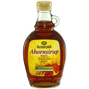 Alnatura Bio Ahornsirup Grad A 2.00 EUR/100 ml