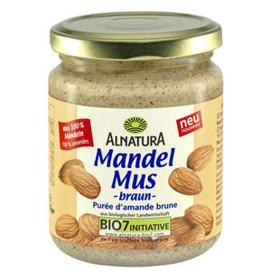Alnatura Bio Mandelmus braun 2.80 EUR/100 g