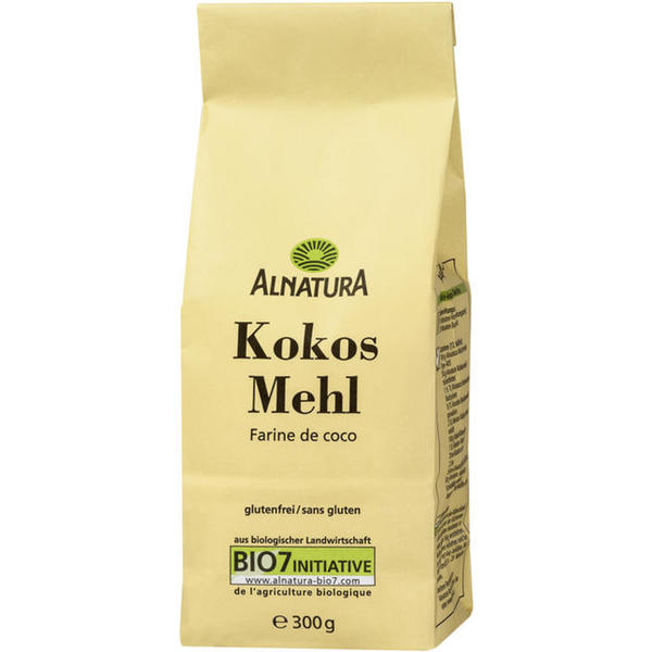 Alnatura Bio Kokosmehl 7.63 EUR/1 kg
