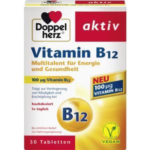 Doppelherz aktiv Vitamin B12 Tabletten