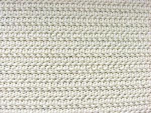 Grasekamp Tischdecke aus Schaumstoff 160x250cm oval beige