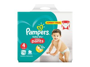 Pampers Baby-Pants