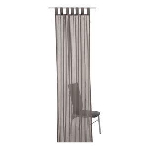 Schlaufenschal T-Plain - Stein - Maße: 140 x 255 cm, Tom Tailor