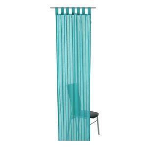 Schlaufenschal T-Plain - Türkis - Maße: 140 x 255 cm, Tom Tailor